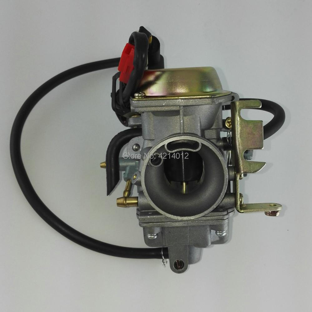 Image 3 - 30mm Carburetor PD30J for 250cc water cooling Scooter ATV QUAD 172MM CF250 CH250 CN250 HELIX Qlink Commuter 250 Roketa MC54 250B-in Carburetor from Automobiles & Motorcycles