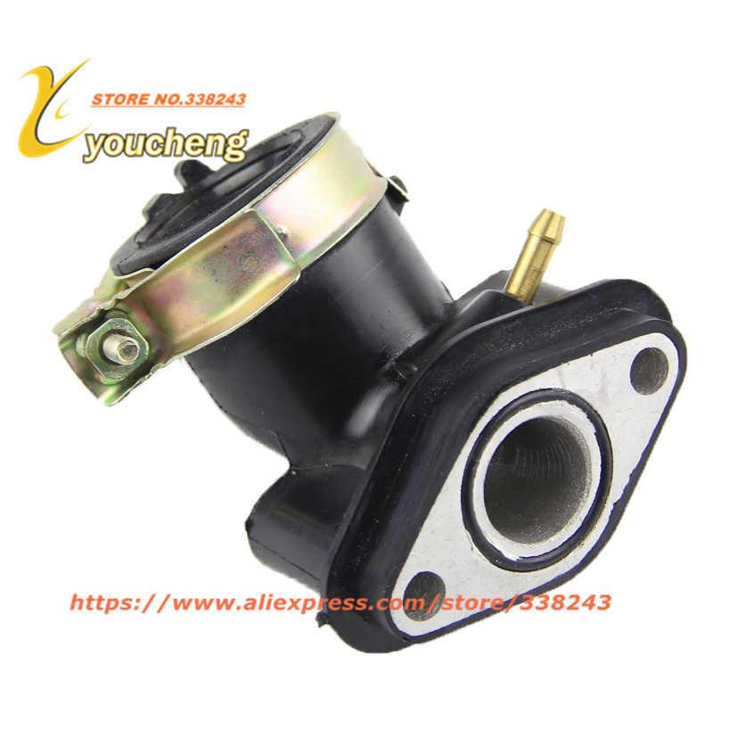GY650 80cc карбюратор для впускной трубы, запасные части двигателя скутера 139QMB, ремонт мопеда, оптовая продажа, Прямая поставка, JQG-GY650