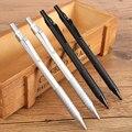 1 шт. 0 5 мм механические карандаши  металлический корпус  офисные и школьные канцелярские принадлежности для письма
