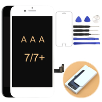 AAA++ For LCD iPhone 7 7Plus touch Digitizer Screen with Full Assembly Replacement Free Shipping