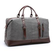 کیف های چرمی نظامی بوم کیسه های مسافرتی حمل کیسه های چمدان زنان کیف های دافل زنانه سفر به کیسه های بزرگ آخر هفته