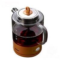 Электрический чайник для черного чая  стеклянный электрический чайник  полностью автоматический паровой чайник для горячего пива