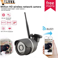 HD de 2.0MP CCTV Cámara de Visión Nocturna Resistente Al Agua SONYIMX322 720 P/1080 P IP Cámara de Red Wifi Onvif 2.0 Al Aire Libre casa de Cámaras de Seguridad