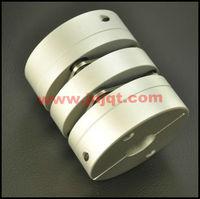 MPC68 OD68 L46 Disc Coupling Aluminium Coupling Shaft Coupling Rotex Coupling 8mmx12mm