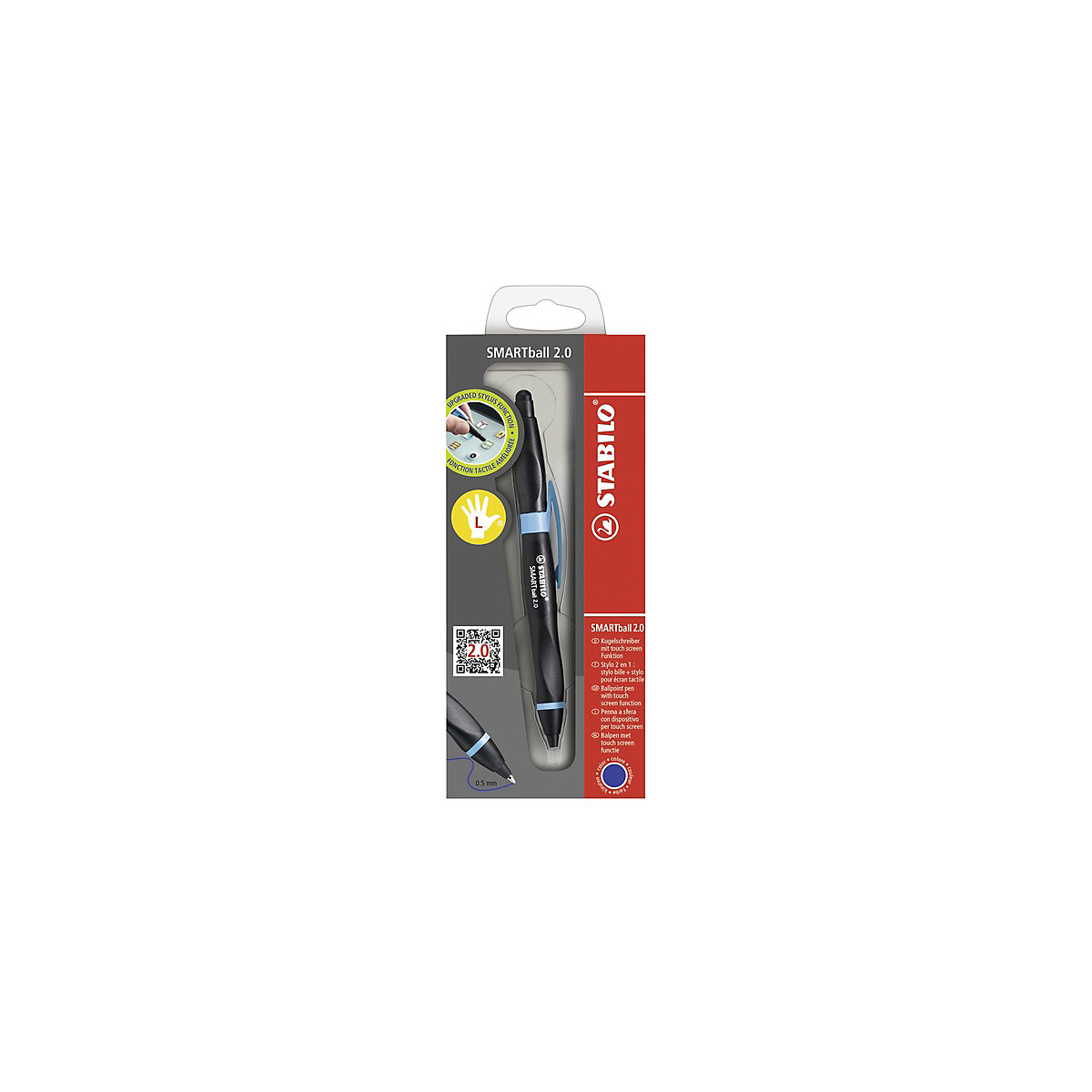 STABILO Ручка захвата 7754156 ручки шариковые гелевые карандаши Пишущие принадлежности MTpromo