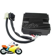 Motocicleta Rectificador Del Regulador de Voltaje para UTV CFMOTO 500 CF500 500CC Quad Go-Kart ATV 12 v