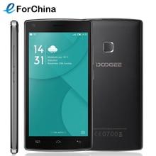 DOOGEE X5 и DOOGEE X5 MAX 4000 мАч Батареи 360 Градусов Отпечатков Пальцев 5.0 дюймов Android 6.0 MTK6580 Quad Core 1 ГБ + 8 ГБ Двойной 3 Г WCDMA