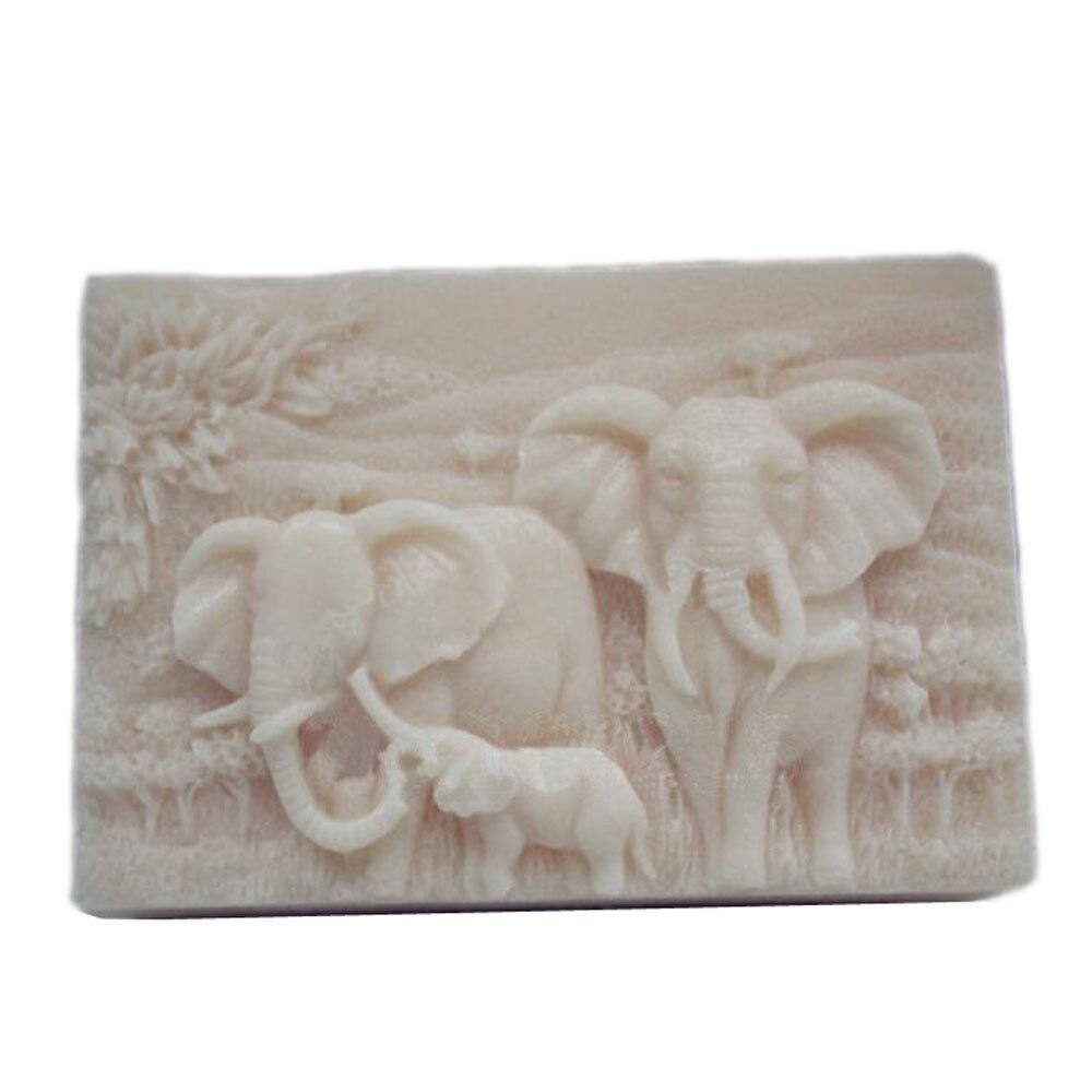 ᐅSilicona Moldes de jabón del molde DIY hecho a mano Jabones hacer ...