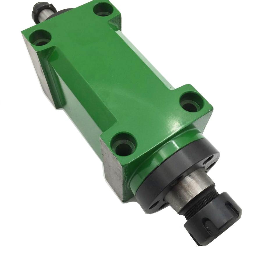 ToAuto Mandrino 1500 W 1.5KW 2hp Testa di Potere di Fresatura CNC Macchine per alesatura Tornio Strumento Mandrino Max. 3000-8000 rpm Ad Alta Velocità Impermeabile