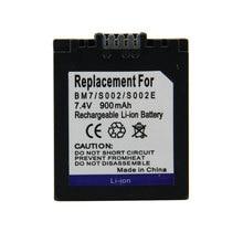 7.2 v cgr-s002e cgas002e cga s002e dmw-bm7 batería para panasonic dmc-fz10 dmc-fz15 dmc-fz20 fz2 fz3 fz4 fz5 series