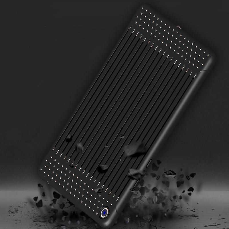 2018 nueva funda para Xiaomi mi Pad 4 8,0 pulgadas funda trasera suave de silicona para mi pad 4 mi pad 4 mi pad4 a prueba de golpes TPU Carcasa protectora