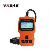 Autophix OM123 Diagnostic-tool AUTOPHIX OM123 OBD ii EOBD Engine Fault Code Reader Car-Detector Hand-held Auto Code Reader