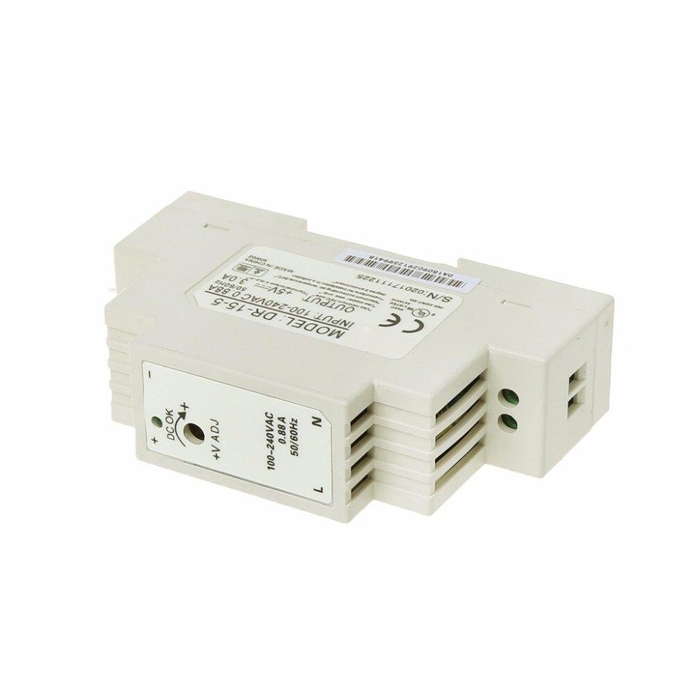 DR-15W Industrie Din-schiene Schalt Netzteil 5 v 12 v 15 v 24 v