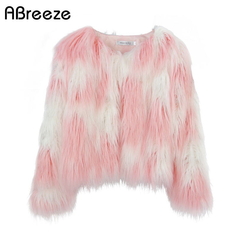Autumn winter girls fur clothing fashion striped style faux fur jackets for girls fashion baby girls fur outerwear coats pearl beading faux fur pocket ribbed dress