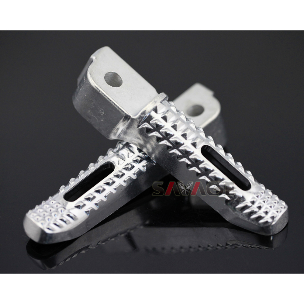 Rear Footrest Foot Peg Pegs Adapters For BMW S 1000R/1000RR HP4 S1000R S1000RR Motorcycle Accessories Aluminum