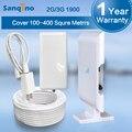 Sinal de Telefone móvel Impulsionador GSM 900 MHZ Celular Amplificador Repetidor com Antena + 10 M de Cabo para uso doméstico