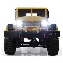 WPL B 1 DIY font b Car b font Kit 1 16 2 4G 4WD font