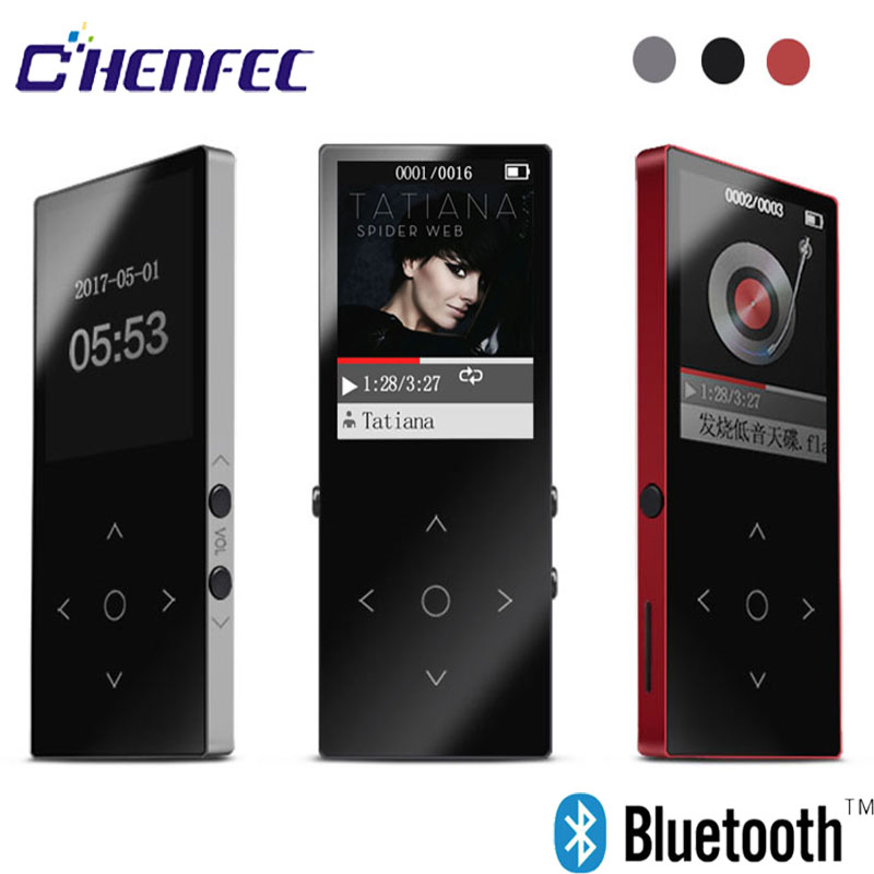 2019original Mp3 Player Bluetooth And 8g Original Lossless Touch