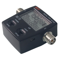 NISSEl RS 70 Digital SWR & Power Meter 1.6 60 Mhz HF 200W For 2 Way Radios