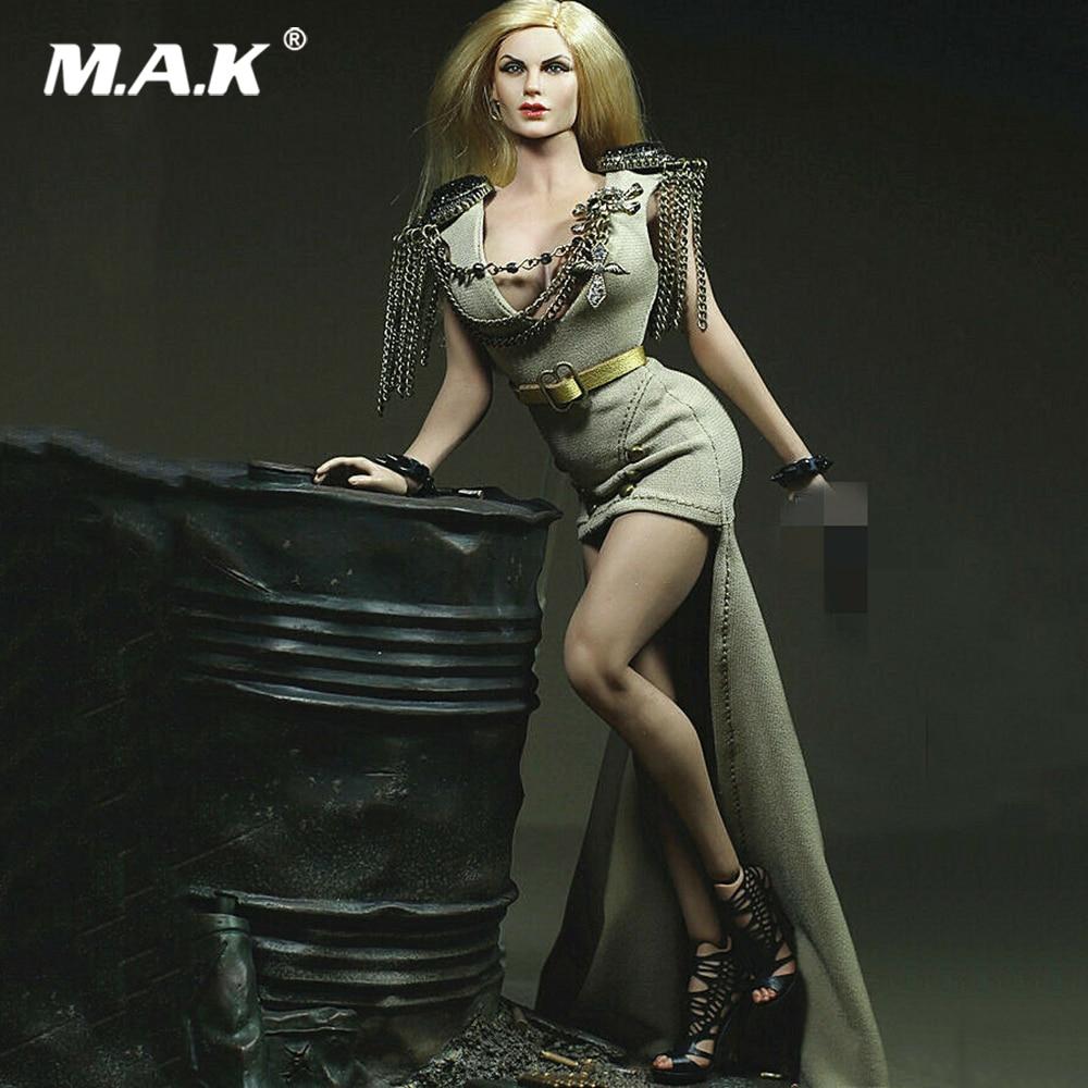 1//6 ManModel Accessory Female 2B/'s Punk Girl Costum Set MM014A Ver For Phicen