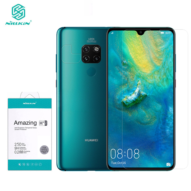 for Huawei Mate 20 / 20 X 9H HD Tempered Glass Nillkin H+Pro 0.2MM Transparent Screen Protector For Huawei Mate 20 X Film