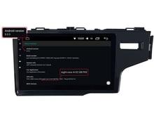 OTOJETA DSP стерео carplay android 8.1.2 автомобиля радио для Honda Jazz Fit 2014 правый руль Gps Ips экран видео кассетный плеер регистраторы