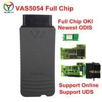 Perfect Version OKI Full Chip VAS 5054A ODIS V4 13 Bluetooth VAS 5054 Car Diagnostic Tool