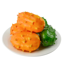 050 Fake Fire ginseng fruit Simulation of plastic vegetables decoration props display models 12*7.5cm