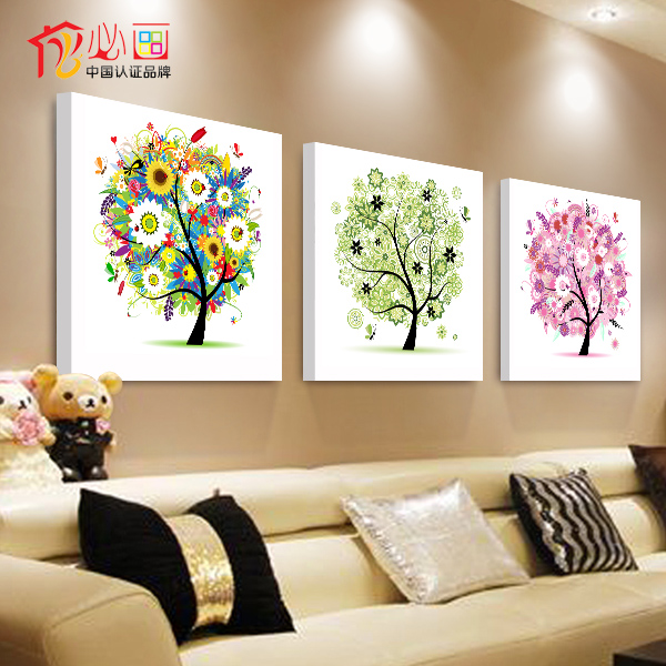Compre fotos quadros na parede moderno - Pinturas modernas para sala ...