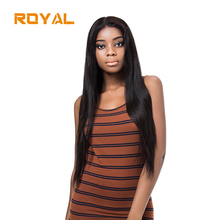hot deal buy full lace human hair wigs brazilian straight wigs natural hairline with baby hair middle brown swiss lace non remy royal wig