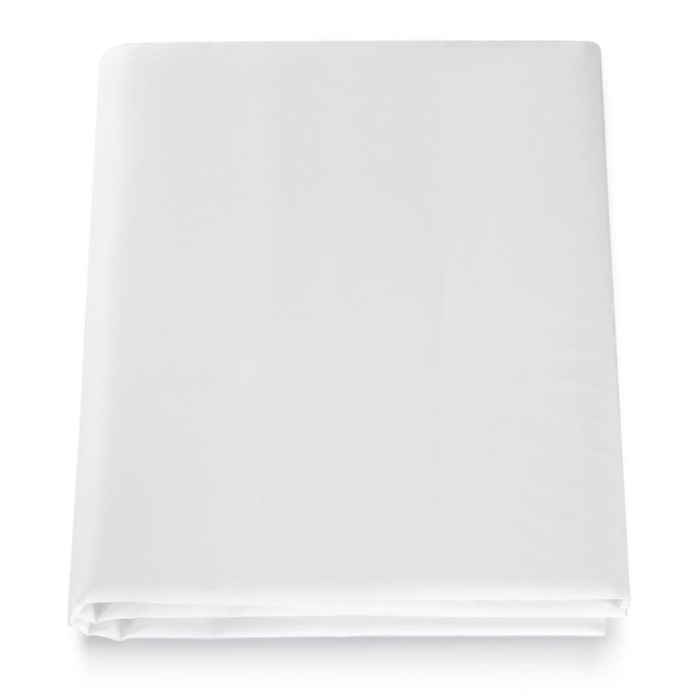 Neewer tela de difusión sin costura blanca de seda de nylon de 0.9M - Cámara y foto - foto 3