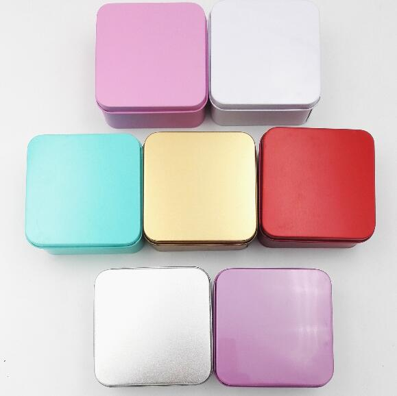 Container Cable-Organizer Square Candy Receive-Box Earphone Gift-Case Wedding-Favor Sundries