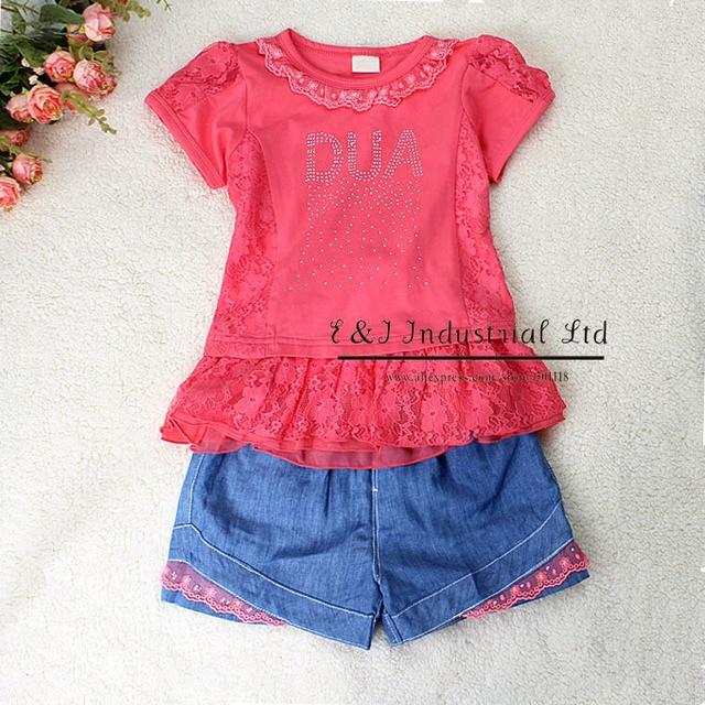New Summer Kids Clothing Set E130110-6