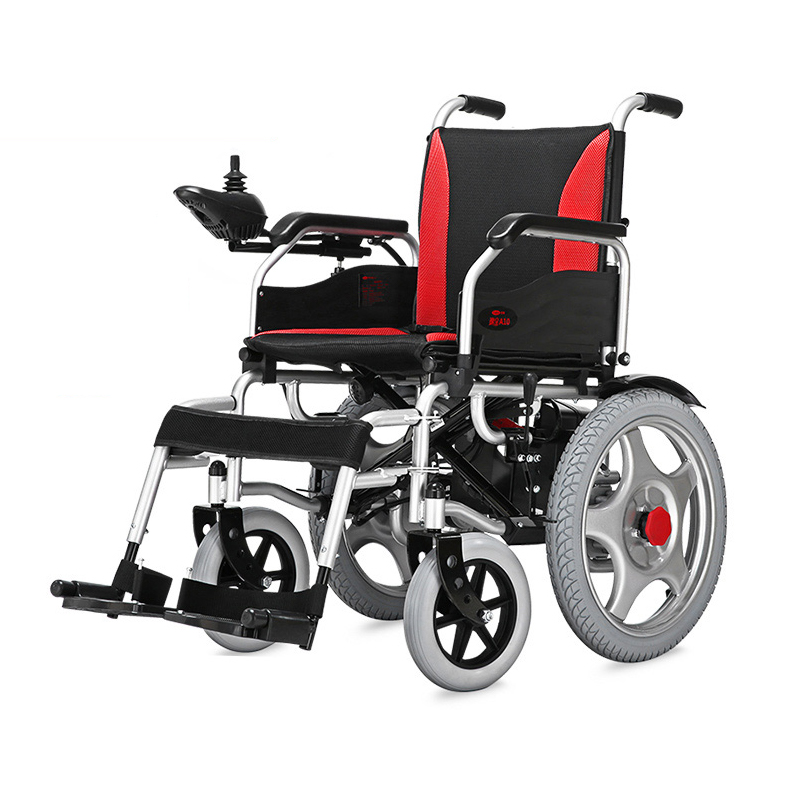 Cofoe Yixiang Folding Portable Full-automatic Electric Wheelchair Intelligent Four-wheel Scooter for Old People the Disabled outdoor folding power motorized handicapped electric wheelchair