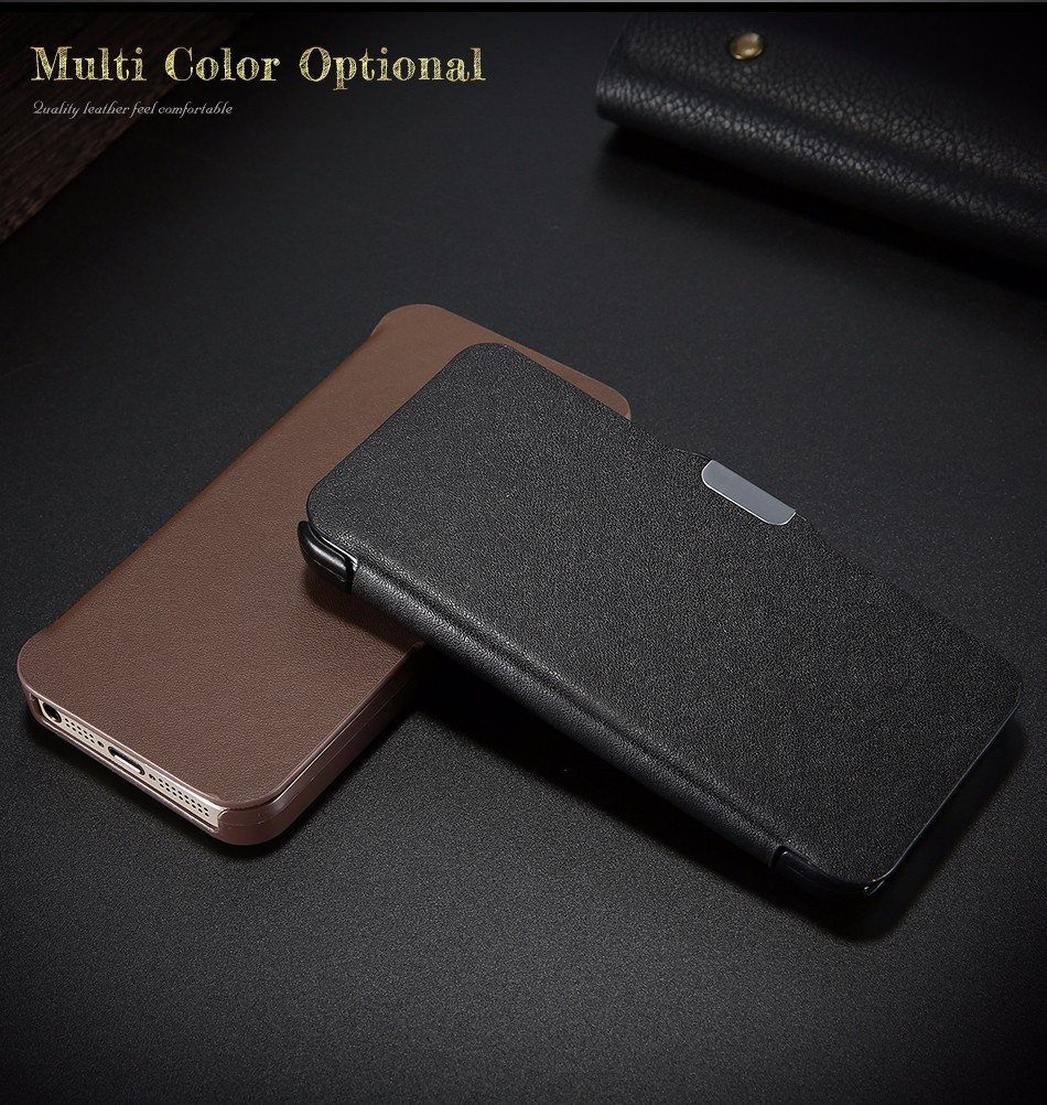 leather case for iPhone 5 6 (5)