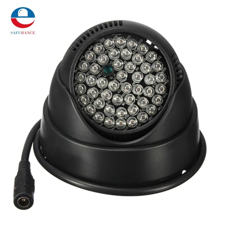 NEW 360 Degree Rotate 48 LED for illuminator IR Infrared Night Light for CCTV Security Camera Free Shipping babyliss e846e
