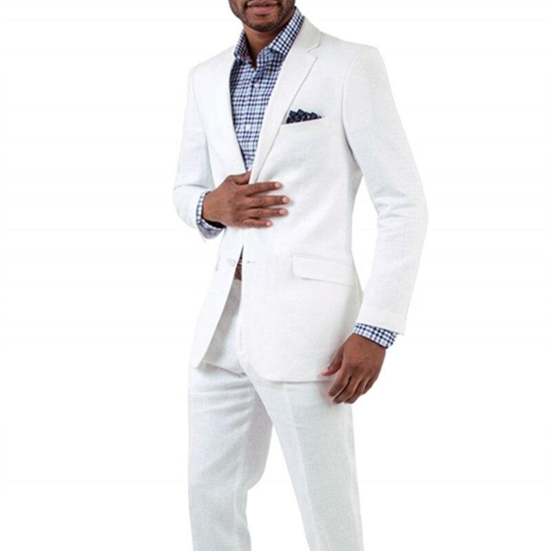 Made Des Blazer Beige Custom Hommes Blanc Costume Nouveau Slim Homme Portent Smokings Formelle Trois Pièces Marié Basculino multi Convient 2017 Fit waOq0xg