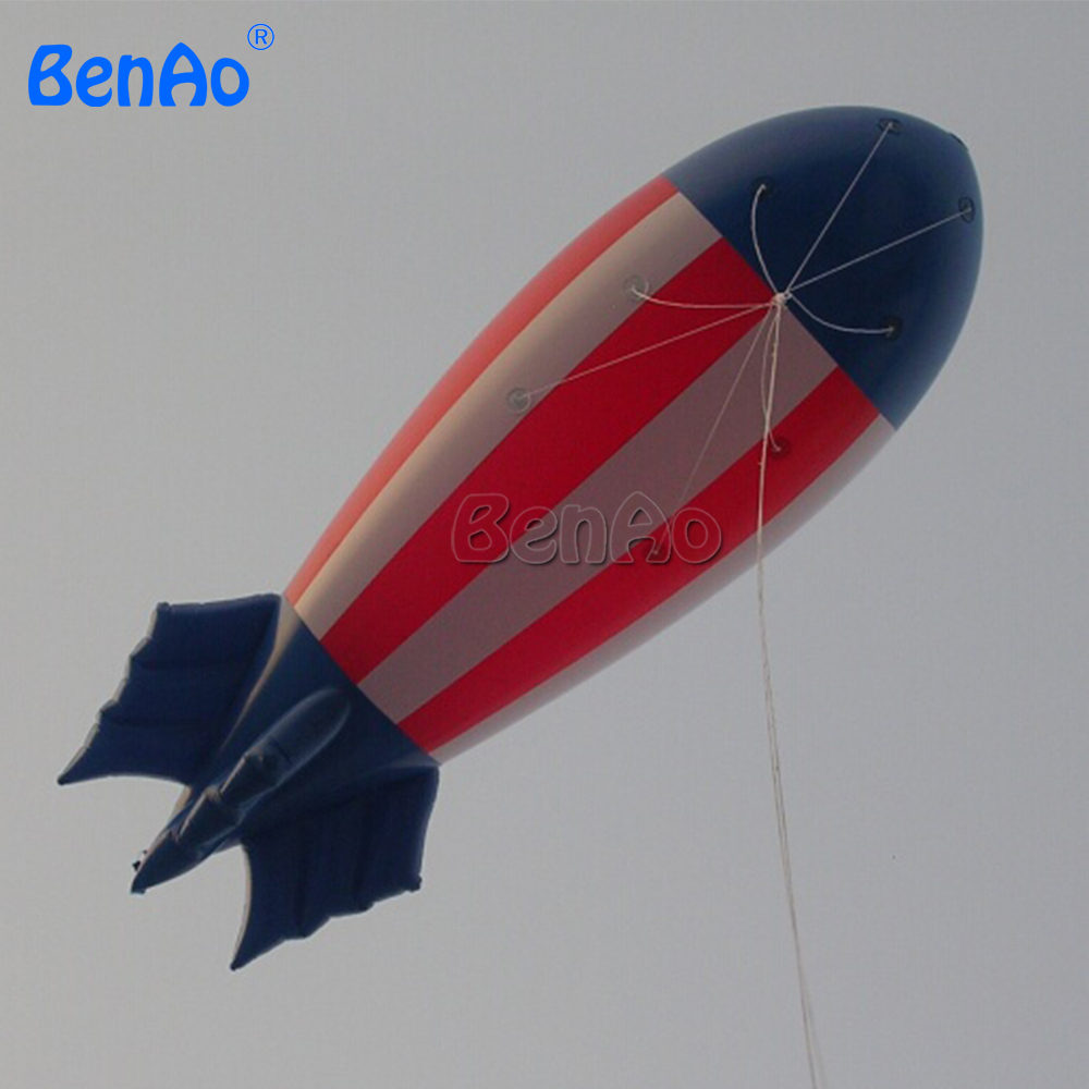 AO370 Free shipping 4m Advertising Inflatable Air Blimp / Inflatable Airship/Inflatable Aeroboat,Inflatable Zeppelins for sale free shipping 16 5ft inflatable advertising hydrogen balloon helium blimp airship airplane balloon for advertising