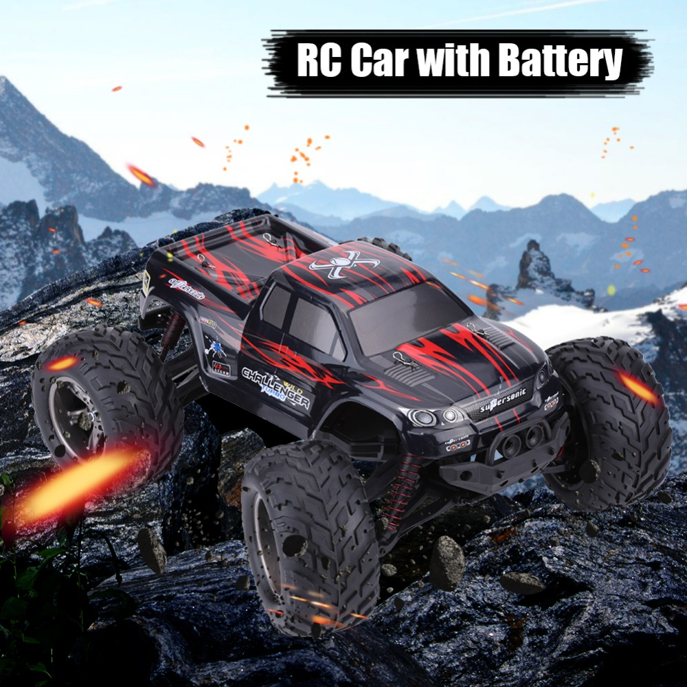 2 Colors RC Car 2.4G 4CH Remote Control Four-Wheel Rock Crawlers Drive Car 1:12 RC Remote Control Model Off-Road Vehicle Toy 1 12 high speed car ratio control 2 4 ghz all wheel drive model 4x4 driving car assebled buggy vehicle toy