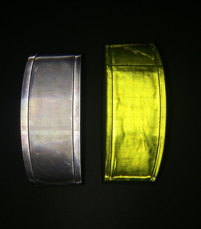 5CM*50M PVC Reflective Warning Tape