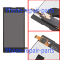 Black Full LCD Display + Digitizer Touch Screen Glass Assembly For Sony Xperia E3 D2243 D2206 D2202 D2203 D2212