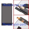 Negro Pantalla LCD Full + Pantalla Táctil Digitalizador Asamblea de Cristal Para Sony Xperia E3 D2206 D2243 D2202 D2203 D2212
