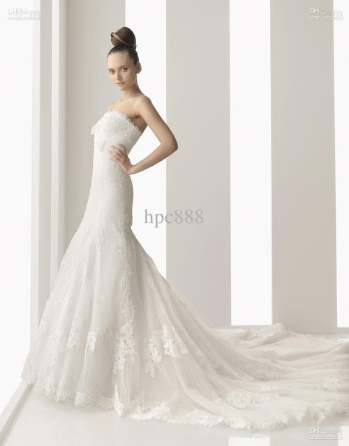 Wholesale - - Special order for her wedding dress with a jacket like the picture with lace