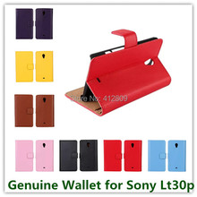 1PCS Hot Sales Genuine Slot Stand Leather Back Skin Cover Ca