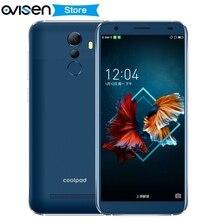 "Coolpad N3D 1821 смартфон SC9580K 5,4"" 18:9 2 ГБ 16 ГБ Android 8,1 8 Мп 2500 мАч разблокировка отпечатков пальцев 4G LTE мобильный телефон"