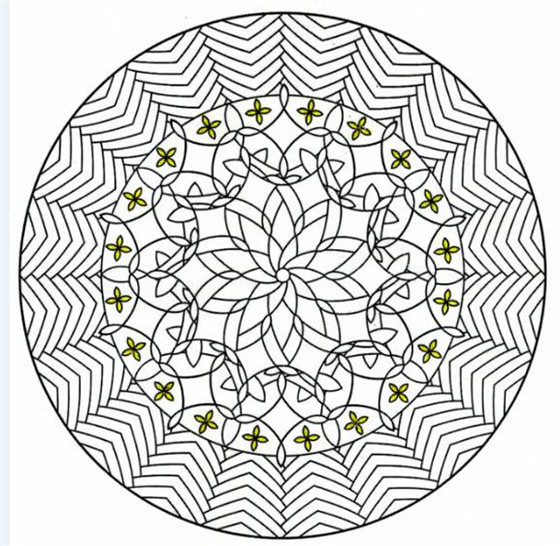 Aliexpress Buy Mandala Lotus Adult Coloring Books Graffiti Drawing Panting Book For Children Relieve Stress Kill Time Libro Colorear From