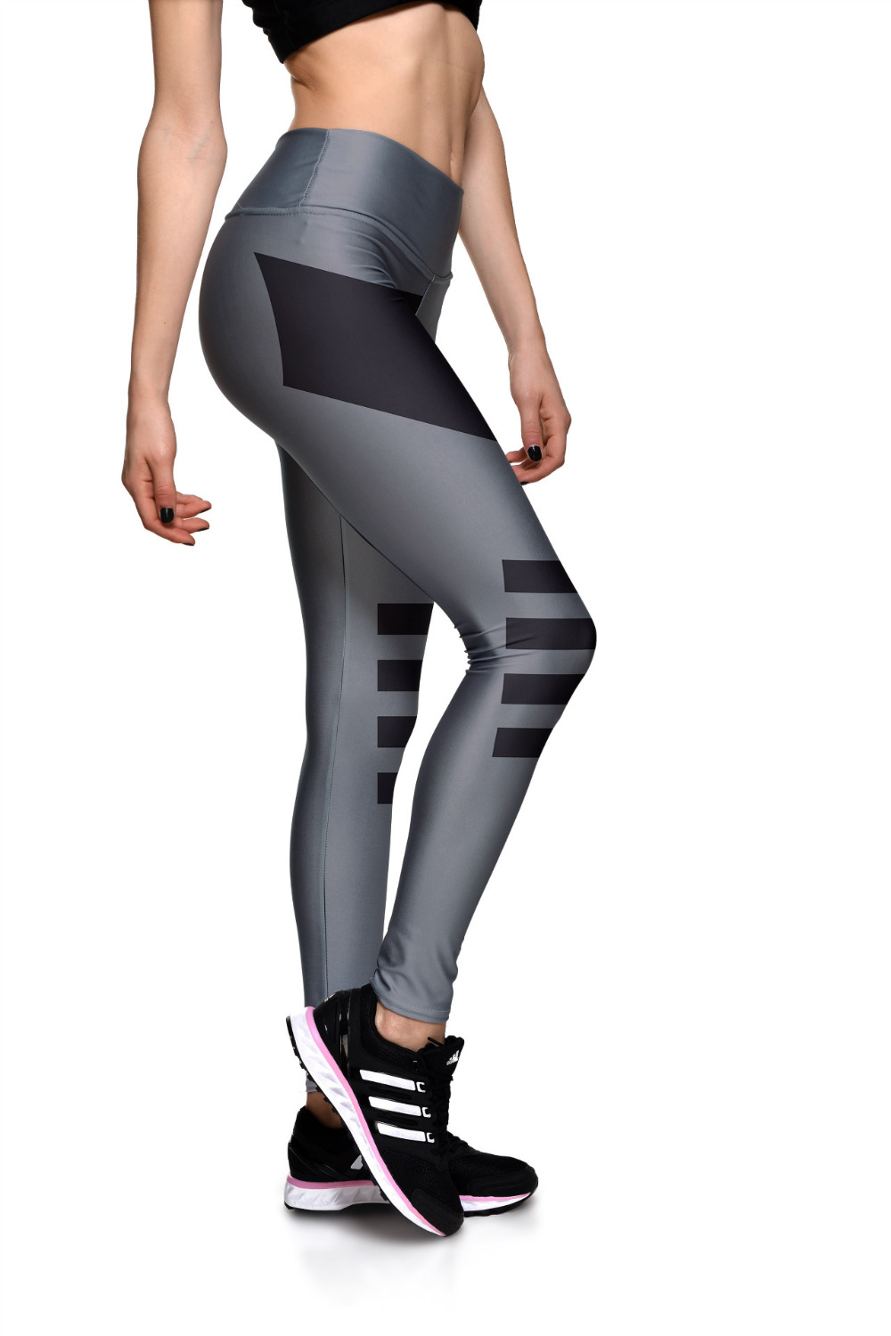 Yoga Sports Brand Sex High Waist Stretched Sports Pants Gym Clothes - Sportswear and Accessories