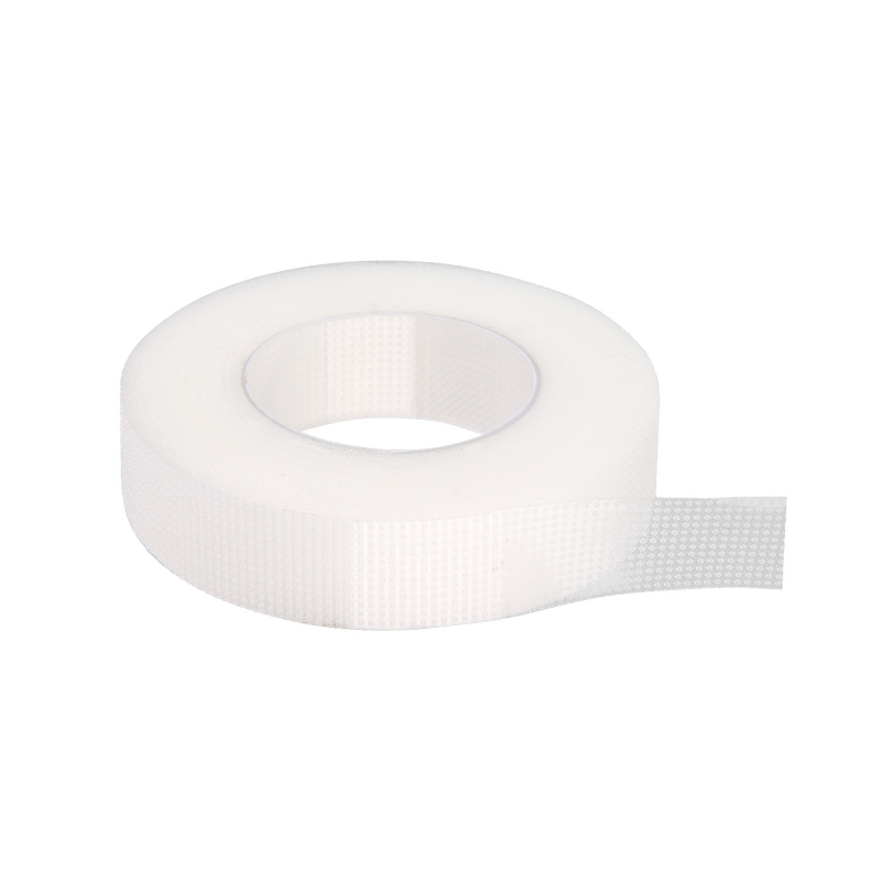 BEAUTY7 1.25*900cm Under Patch Eyelash Extension Under Eye Pad Tapes For False Eyelash Adhesive Medical Tapes PE Wrap Tape Tools