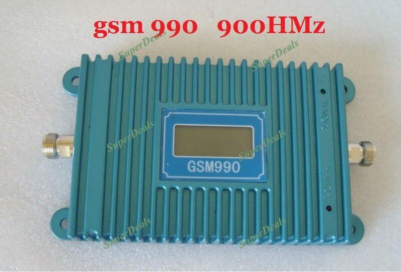 Marketing Direct LCD affichage GSM 990 amplificateur de signal 900 Mhz amplificateur de amplificateur de téléphone cellulaire amplificateur de signal répéteur gsm