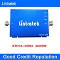 Lintratek Мобильный Усилитель Сигнала 850 GSM Репитер 850 мГц 65dbi Размер Мини Amplificador Celular 850 мГц Сотовых Телефонов Усилитель Сигнала